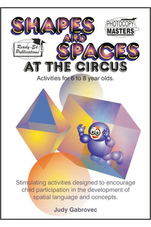 Shapes and Spaces Series - At the Circus