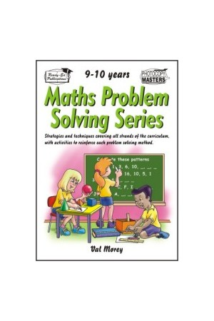 Maths Problem Solving Series - Book 1