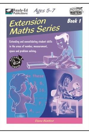Extension Maths Series - Book 1: Ages 5-7