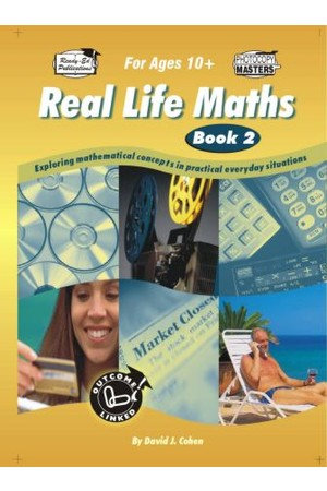 Real Life Maths Series - Book 2