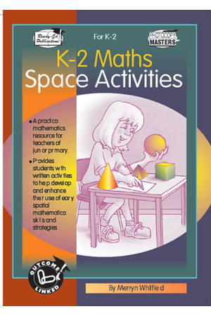 K-2 Maths Series - Space Activities