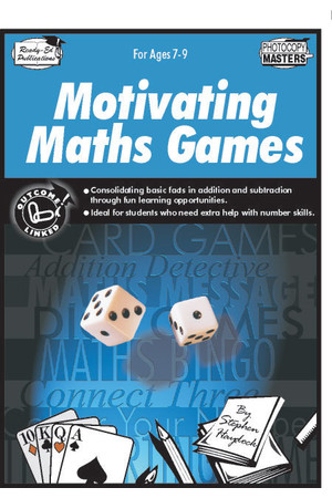 Motivating Maths Games