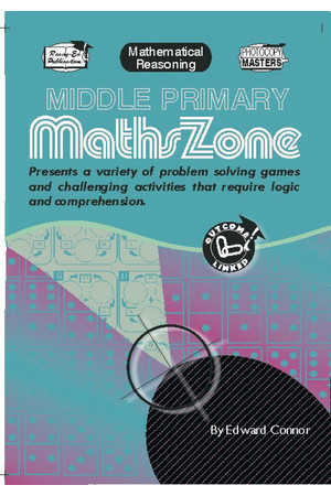 Maths Zone Series - Mathematical Reasoning