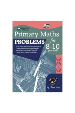 Primary Maths Problems Series - Book 2