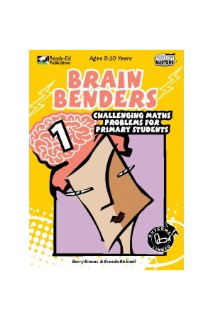 Brain Benders Series - Book 1: Ages 8-10