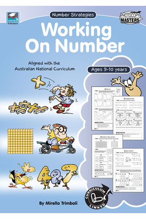 Number Strategies Series - Working on Number