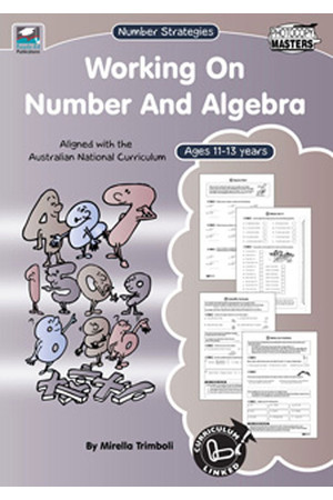 Number Strategies Series - Working on Number & Algebra