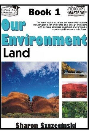 Our Environment Series - Book 1
