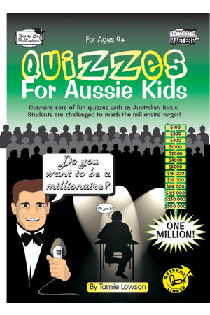 Quizzes for Aussie Kids