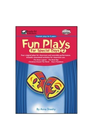 Fun Plays for Special Days - Book 2