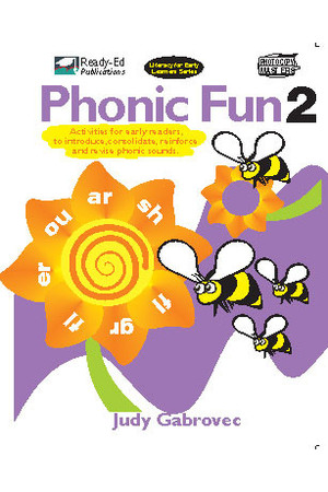 Phonic Fun - Book 2