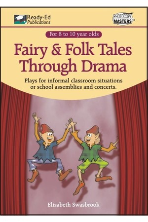Fairy & Folk Tales Through Drama