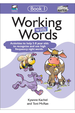 Working with Words - Book 1