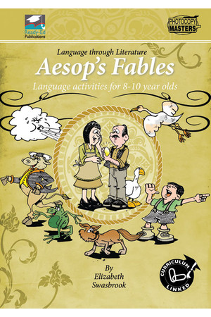 Language through Literature - Aesop's Fables