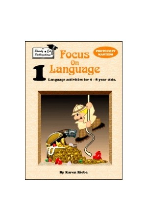 Focus on Language - Book 1: Phonetic Phase