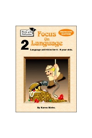 Focus on Language - Book 2: Independent Phase