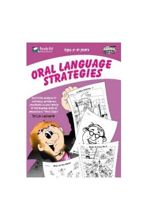 Oral Language Strategies