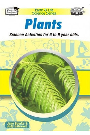 Earth & Life Science Series - Plants