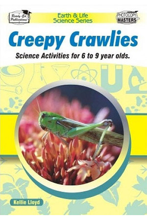 Earth & Life Science Series - Creepy Crawlies
