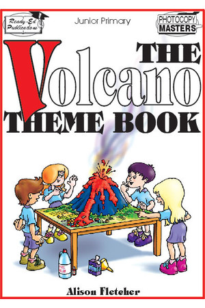 The Volcano Theme Book