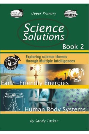 Science Solutions Series - Book 2
