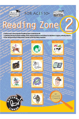 Reading Zone - Book 2