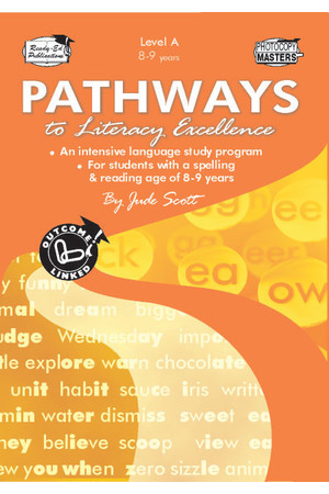 Pathways to Literacy - Level A: Ages 8-9