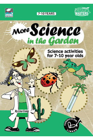 More Science in the Garden