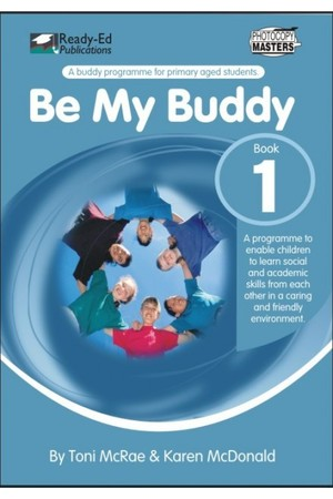 Be My Buddy Series - Book 1