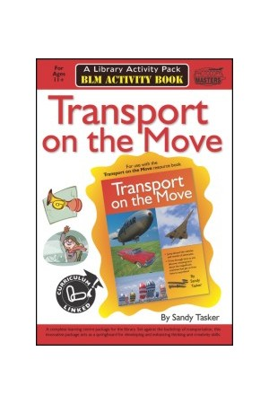 Transport on the Move - Activity Book (BLM)