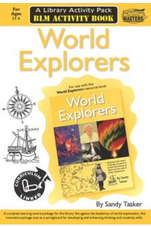 World Explorers - Activity Book (BLM)