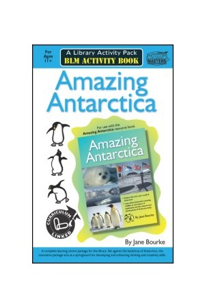 Cool Antarctica - Activity Book (BLM)
