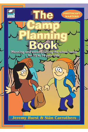 The Camp Planning Book