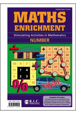 Maths Enrichment - Number