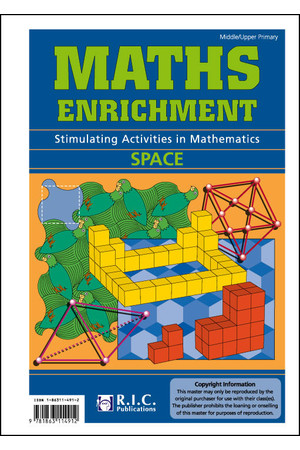 Maths Enrichment - Space