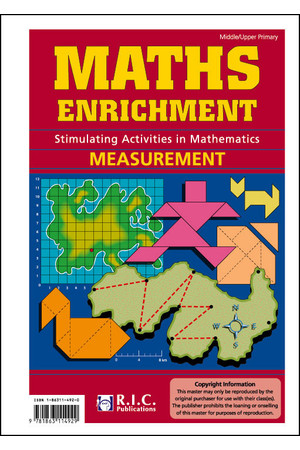 Maths Enrichment - Measurement
