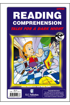 Reading Comprehension - Ages 10-12
