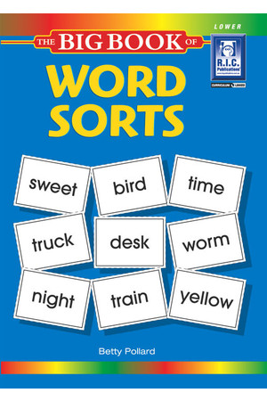 Big Book of Word Sorts