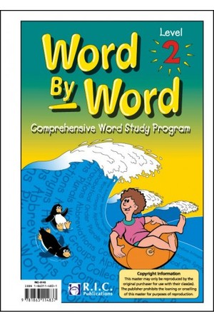 Word by Word - Level 2: Ages 6-7