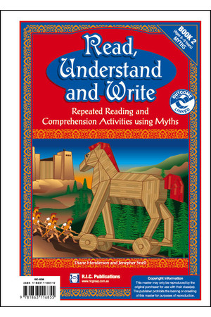 Read, Understand and Write - Ages 7-8: Myths