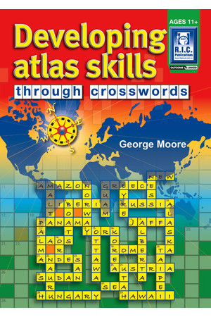 Developing Atlas Skills - Ages 11+