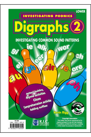Investigating Phonics - Digraphs 2