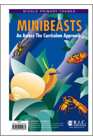 Middle and Upper Primary Themes - Minibeasts