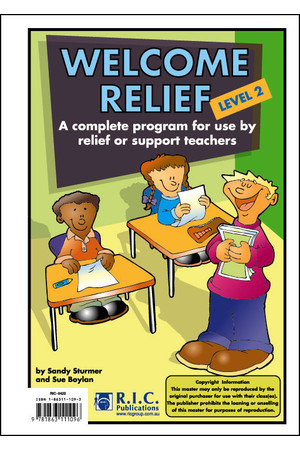 Welcome Relief - Level 2: Ages 6-7