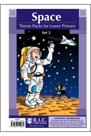 Theme Packs for Lower Primary - Space