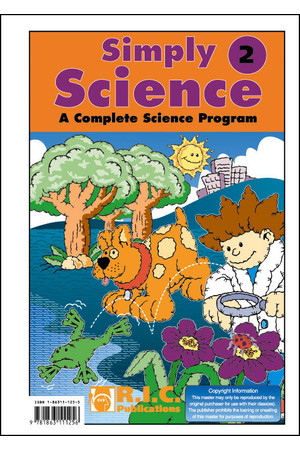 Simply Science - Book 2: Ages 6-7