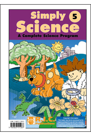 Simply Science - Book 5: Ages 9-10