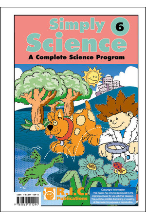 Simply Science - Book 6: Ages 10-11