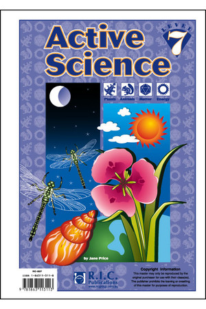Active Science - Level 7: Ages 11-12