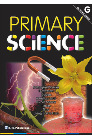 Primary Science - Book G: Ages 11-12